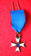 Algerie  . Médaille Du Djebel . 3 Scans . - Médailles & Décorations