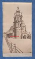 Photo Ancienne Vers 1860 / 1870 - BLOIS - La Cathédrale - Loir Et Cher - Photos