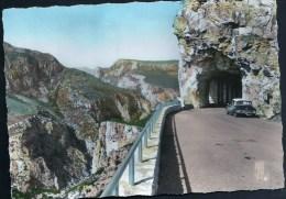 Automobile CITROEN DS / Tunnels Du Fayet Dans Les GORGES DU VERDON - Voitures De Tourisme