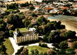 Verteillac  Vue Aérienne Chateau De La Méfrenie -cpsm Gf - Francia