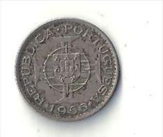 2$50 Angola 1956 - Angola