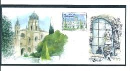 France Bloc Souvenir  N°38  Neuf ** Avec Son Encart - Souvenir Blocks & Sheetlets
