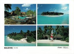 MALDIVES   KURUMBA     MICHAEL  FRIEDEL      (NUOVA) - Maldive