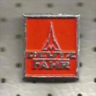 Su2 DEUTZ FAHR   Tractor Trattore Traktor Agricole Machine Logo - Other