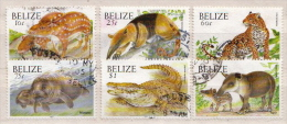 Belize Used Stamps - Stamps