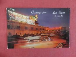 Nevada> Las Vegas Thunderbird  ---ref 1730
