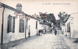 (33) Blaye - Intérieur De La Citadelle - 2 SCANS - Blaye