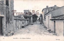 (33) Blaye - Le Chateau Galineau - 2 SCANS - Blaye