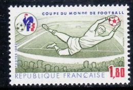 FRANCE 1982 WORLD CUP SPAIN MNH - 1982 – Spain
