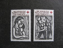 TB Paire N° 1323 Et N° 1324, Neufs XX. - France
