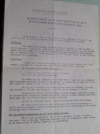 """Recruterings- En Selectiecentrum """" BERICHT '"""" ( A4 Dokument ) ( Zie Foto´s ) ! - Documenten"""