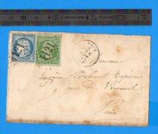 Petite Lettre Classique... - 1849-1876: Klassieke Periode