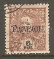 PORTUGESE INDIA    Scott  # 239  VF USED - Portuguese India