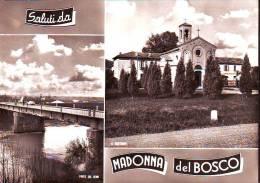 Madonna Del Bosco Alfonsine (foto Casali) Anni 60 - Andere Steden