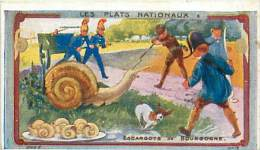 IM-15-064 : LE PLANTEUR DE CAÏFFA  ESCARGOT DE BOURGOGNE - Tea & Coffee Manufacturers