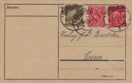 Germany; Infla Postcard - May 21, 1923 - Alemania