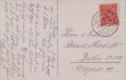 Germany; Infla Postcard - Oct. 7, 1922 - Alemania