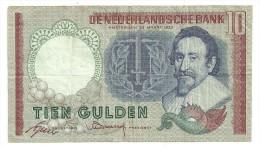 Netherlands 10 Gulden 1953 *V* - [2] 1815-… : Regno Dei Paesi Bassi