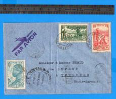 Enveloppe Côte D´Ivoire - Côte-d'Ivoire (1892-1944)