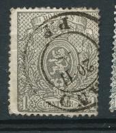 N°23  Obl.  (pas Amini ; Pas De Rouille !!) - 1866-1867 Petit Lion