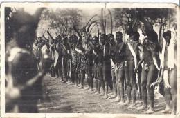 GUERRIERS DAHOMEENS - Dahomey