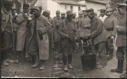 ! Cornay , 08250 Fotokarte, photo , Kriegsgefangene, POW, Prisonniers de Guerre, Militaria, guerre 1914-18