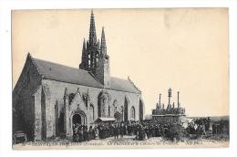 (2920-29) Saint Jean Trolimon - La Chapelle Et Le Calvaire De Tronoen - Saint-Jean-Trolimon