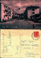 174c) cartolina di potenza-rione s. maria-via malta-viaggiata