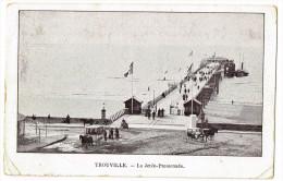 Trouville : La Jetée - Promenade - Trouville