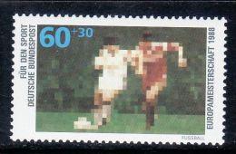 GERMANY 1988 EUROPEAN CHAMPIONSHIP   MNH - UEFA European Championship