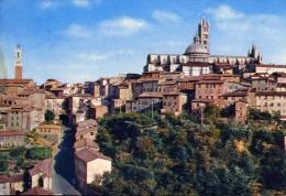 Siena - panorama da s.domenico - 15 - formato grande non viaggiata