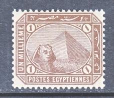 EGYPT  43     * - Egypt