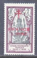 FRENCH INDIA  157    * - India (1892-1954)