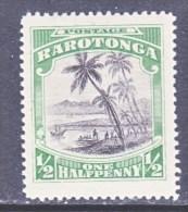 COOK ISLANDS  72  *   Wmk  61 - Cook Islands