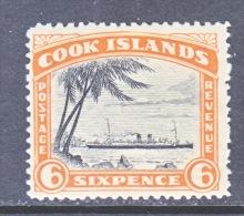 COOK ISLANDS  96  * - Cook Islands