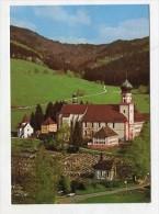 GERMANY - AK 222806 Münstertal - Pfarrkirche St. Trudpert - Münstertal