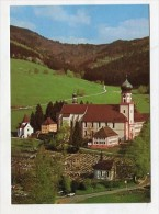 GERMANY - AK 222806 Münstertal - Pfarrkirche St. Trudpert - Muenstertal