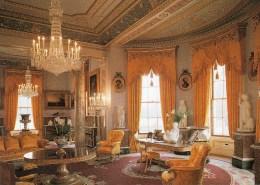 Postcard - Osborne House - Drawing Room, Isle Of Wight. KA7455X - England