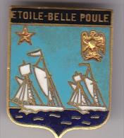 Goelettes Etoile & Belle Poule - Augis Lyon - Marine - �tat **