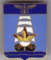 a�ronautique navale - escadrille �cole de l'Ecole navale - Lanv�oc  - Marine - �pingle recoll�e