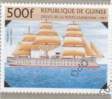 Rep. Guinea 1997  -  Yt 1122  Used    Navi - Schiffahrt
