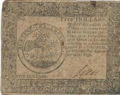 5 $  PHILADELPHIA  1778    F /   B+