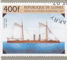 Rep. Guinea 1997  -  Yt 1120  Used    Navi - Schiffahrt