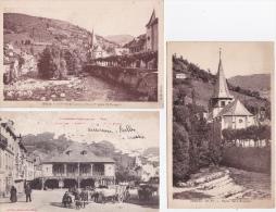 LOT DE  6  CPA  DE  ARREAU  ( 64 )    - Toutes Scanées - Cartes Postales