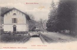 Montagne Noire Alzau Maison Du Garde Diligence Des Postes  A 3 Chevaux Tarn Canal Du Midi - Autres Communes