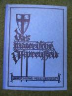 A3046) Buch Das Malerische Ostpreussen - Band I - Landschaft, 1929 - Libros, Revistas, Cómics