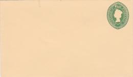 Fiji QE II 3c Green Prepaid Envelope - Fiji (1970-...)