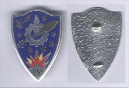 Insignes de la 730e Compagnie de Munitions