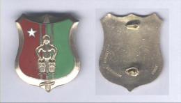 Insignes de la Musique Principale des Forces Arm�es du Burkina Faso