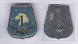 Insignes du 1er Escadron du 3e R�giment de Hussards